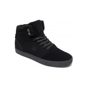 DC Crisis High Wnt M Shoe Blg Black/Grey 42,5