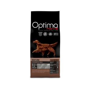 Visán Optimanova Dog Mature Chicken & Rice 2 kg