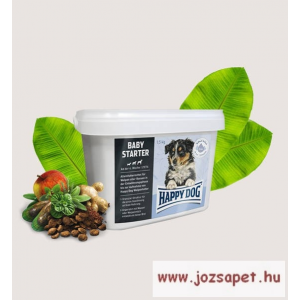 Happy Dog Baby Starter elválasztó eledel, táp pici kölyök kutyának 1,5kg