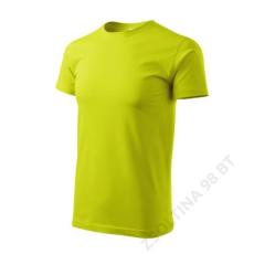 ADLER Basic ADLER pólók férfi, lime szin