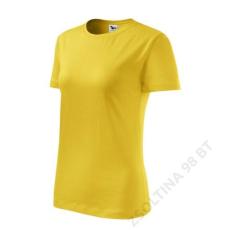 ADLER Classic New ADLER pólók női, sárga