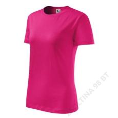 ADLER Basic ADLER pólók női, málna szin