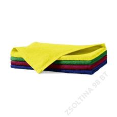 ADLER Terry Hand Towel ADLER kis törülköző unisex, citrom