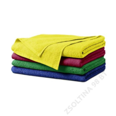 ADLER Terry Bath Towel ADLER fürdőlepedő unisex, marlboro piros