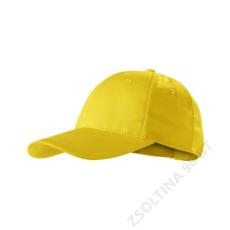 ADLER Sunshine PICCOLIO sapka unisex, sárga