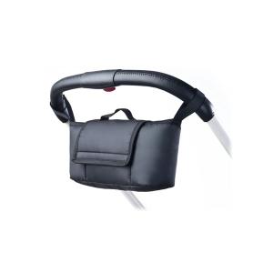 Caretero Pelenkázó táska CARETERO mini | Fekete |