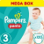 Pampers Pants Bugyipelenka 3-as Méret, 120 db, havi pelenkacsomag