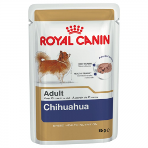 Royal Canin Breed 24x85g Royal Canin Breed Chihuahua nedves kutyatáp
