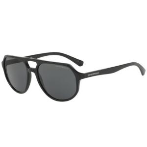 Emporio Armani EA4111 500187 BLACK GREY napszemüveg