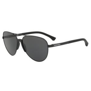 Emporio Armani EA2059 320387 MATTE BLACK GREY napszemüveg
