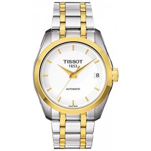 Tissot COUTURIER AUTOMATIC LADY T035.207.22.011.00