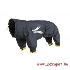 Hurtta Slush Combat Esőkabát, ruha kutyának, szürke XS és S méret