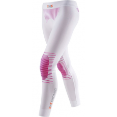 X-Bionic Energizer Mk2 long pants women white raspberry - XS