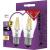 Emos LED izzó izzószál A60 A ++ 6W E27 meleg fehér 2p