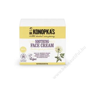 Dr. Konopka's Nyugtató-hidratáló arckrém BKO-9133E