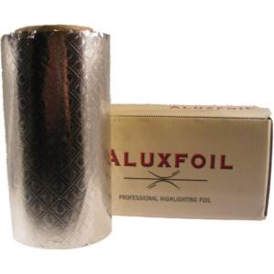 Aluxfoil ezüst prégelt melírfólia, 50 m