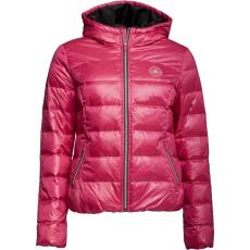 Converse női tolldzseki - Converse Womens Core Padded Down Hooded Jacket Pink