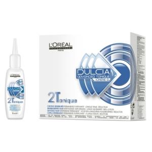 Loreal Professionnel Loreal Professionel Dulcia Advanced tonique vékonyszálú hajhoz 2, 3x75 ml