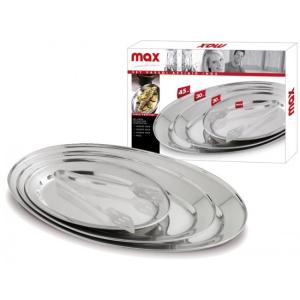 Max 11520 Tálca szett tálaló csipesszel