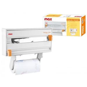 Max 11601 Fólia-papírtörlő tartó