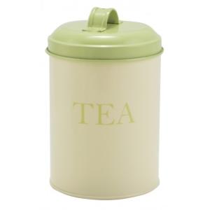 egyéb Tároló fém teás 1 literes 12950