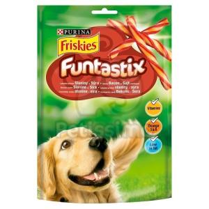 Friskies Dog Funtastix Funtastix bacon és sajt ízesítéssel 175 g