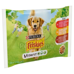 Friskies Adult Multipack 4 x 100 g