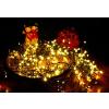 Nexos Trading GmbH & Co. KG Karácsonyi LED világítás 100 LED - 9,9 m meleg fehér