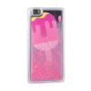 TOPTEL Water Case Ice Cream Samsung Galaxy J7 (2017) hátlap, tok, rózsaszín