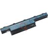 Ismeretlen gyártó Aspire E1-571G Akkumulátor 6600 mAh