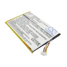 GPS0320MG051 Akkumulátor 2000 mAh gps akkumulátor