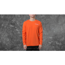 Undefeated Thermal Crew Neck Orange
