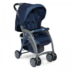 Chicco Simplicity Plus Top sport babakocsi - Blue Passion