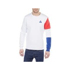 LecoqSportif Tri Sp Bbr Cotton Tech Crew Sweat [méret: L]
