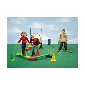 Aktív játék pszichomotorikus mozgáspark B mozgásfejlesztő készlet