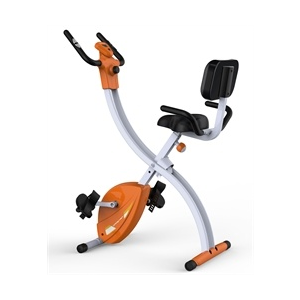 Capetan® Fit Line X1.1 összecsukható szobakerékpár 6kg-nak megfelelő ellenállással, pulzusmérővel,