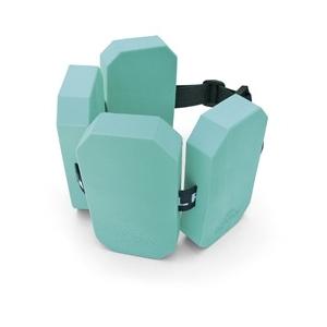 Úszóöv Junior Prémium minőség , 5db nagyméretű 4,5cm vastag kockával , 30-60kg testsúlyig 6-12 év k