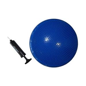 Capetan Capetan® Sitter 33x7cm dynair párna dinamikus ülőpárna kék színben (kézipumpával)