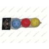 Acito floorball labda szett, 3 db vegyes színben, szabvány verseny méret