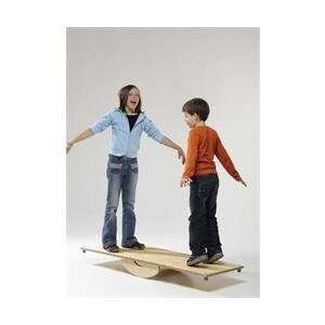 Mozgatható mérleghinta 150x45 cm / Egyensúlyozó hinta