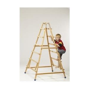 Favázas mozgásfejlesztő gyermeklétra 6 fokkal