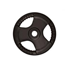 Capetan® Sport Professional Line Olympic Tri Grip gumival bevont 5Kg acél tárcsasúly 51mm lukátmérőv