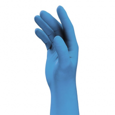 Uvex DISPOSABLE NITRILE GLOVE, U-FIT NITRILEW kézvédő eszköz