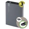 GP külső akkumulátor, univerzális vésztöltő (powerbank) 10400mAh, szürke (1C10AA) USB-C