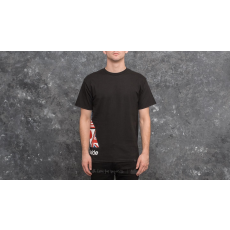 HUF Offsides Shortsleeve Tee Black
