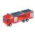 Mondo Toys City Truck: Tűzoltóautó modell 1/64 Motors