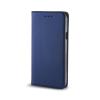 TelForceOne Smart Magnet Samsung Galaxy J7 (2016) oldalra nyíló tok, sötétkék