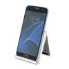 TelForceOne Mobile stand telefon tartó képernyő törlővel, fehér