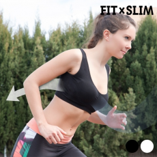 FIT X SLIM Sport Melltartó Airflow Technológiával Fit x Slim 2 darab, M
