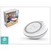 Devia Qi univerzális vezeték nélküli töltő állomás - 5V/2A - Devia Fast Wireless Charger - white - Qi szabványos